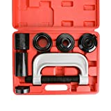Orion Motor Tech Ball Joint Service Tool Kit - Remove/ Install Ball Joint, U-joint and Brake Anchor Pins