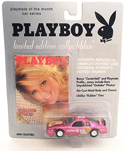 Playboy Limited Edition Collectibles Die Cast Car 'Suzanne Stokes' #490-02 Dated 1999