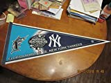 2003 New York Yankees Florida Marlins World Series pennant