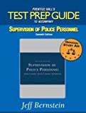 img - for Test Prep Guide for Supervision of Police Personnel book / textbook / text book