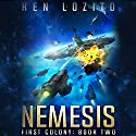 Nemesis Audiobook by Ken Lozito Narrated by Scott Aiello