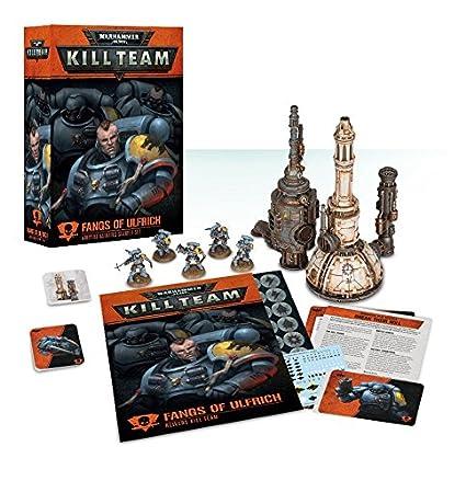warhammer 40k kill team book pdf