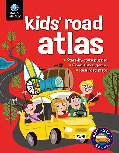 Kids' Road Atlas (Maps For Kids)