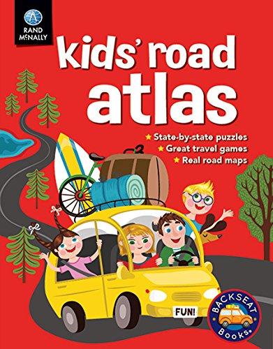 Kids' Road Atlas (Kids Maps For)