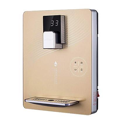 Y&XX Dispensador De Agua Caliente, Dispensador Eléctrico De Agua Instantáneo, Panel Táctil Inteligente LCD