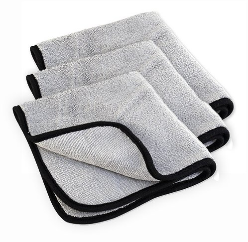 - Cobra Supreme 530 Microfiber Towel 3 Pack