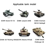 AEDWQ Heng Long 1/16 Remote Control Tank Ultimate