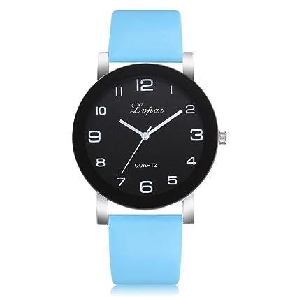 Reloj de Pulsera analógico de Cuarzo para Mujer de la Marca Square Watches para Negocios Clásicos