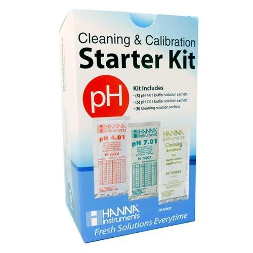 Hanna Instruments 716472 4.01, 7.01 Cleaning Solution