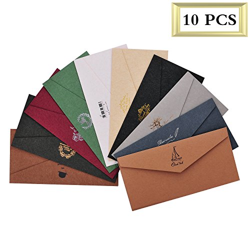 On sale business envelopesjoseche 10 pcs greeting card envelopes on sale business envelopesjoseche 10 pcs greeting card envelopespure color envelope m4hsunfo