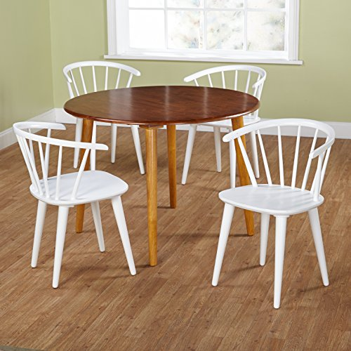 Target Kitchen Tables: Target Marketing Systems 5 Piece Florence Dining Set With