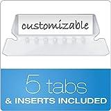 Pendaflex Portable Desktop File, Side