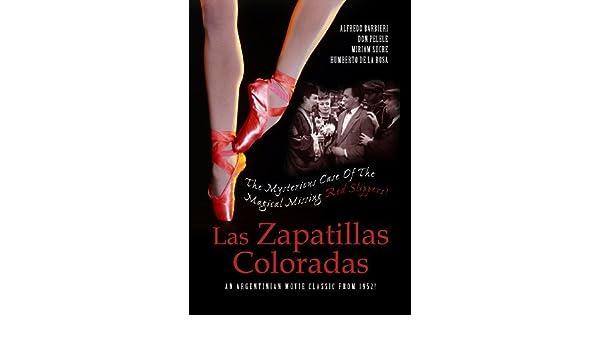 Amazon.com: Las Zapatillas Coloradas by Don Pelele, Miriam Sucre, Humberto de la Rosa, Alfonso Pisano Alfredo Barbieri: Miriam Sucre, Humberto de la Rosa, ...