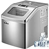 Ice Maker Machine 48 lbs ice in 24 hours Portable Ice Maker for...
