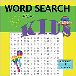 Word Search For Kids Level 4 Thomas Latoya D Amazon De Bucher