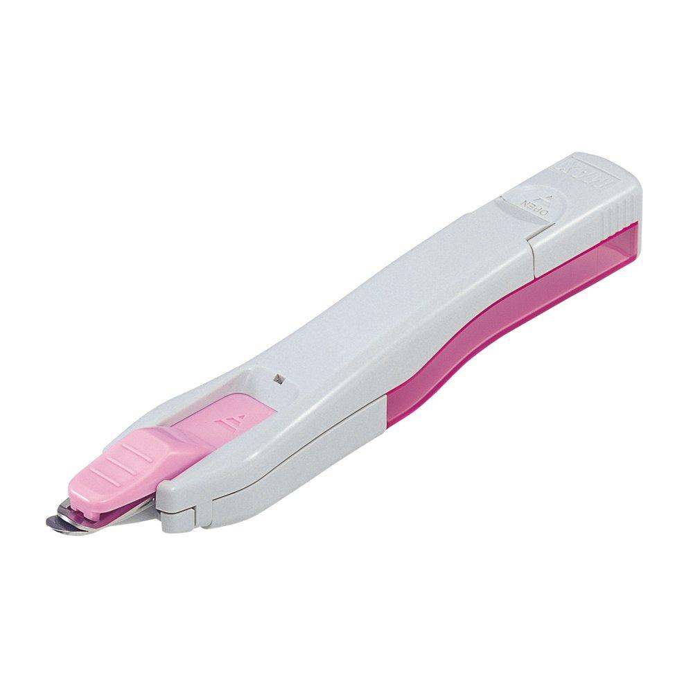 Per un numero massimo di 10, leva-punti Hotchi pop RZ-10S, rosa, RZ90051(importazione dal giappone) Max (MAX)