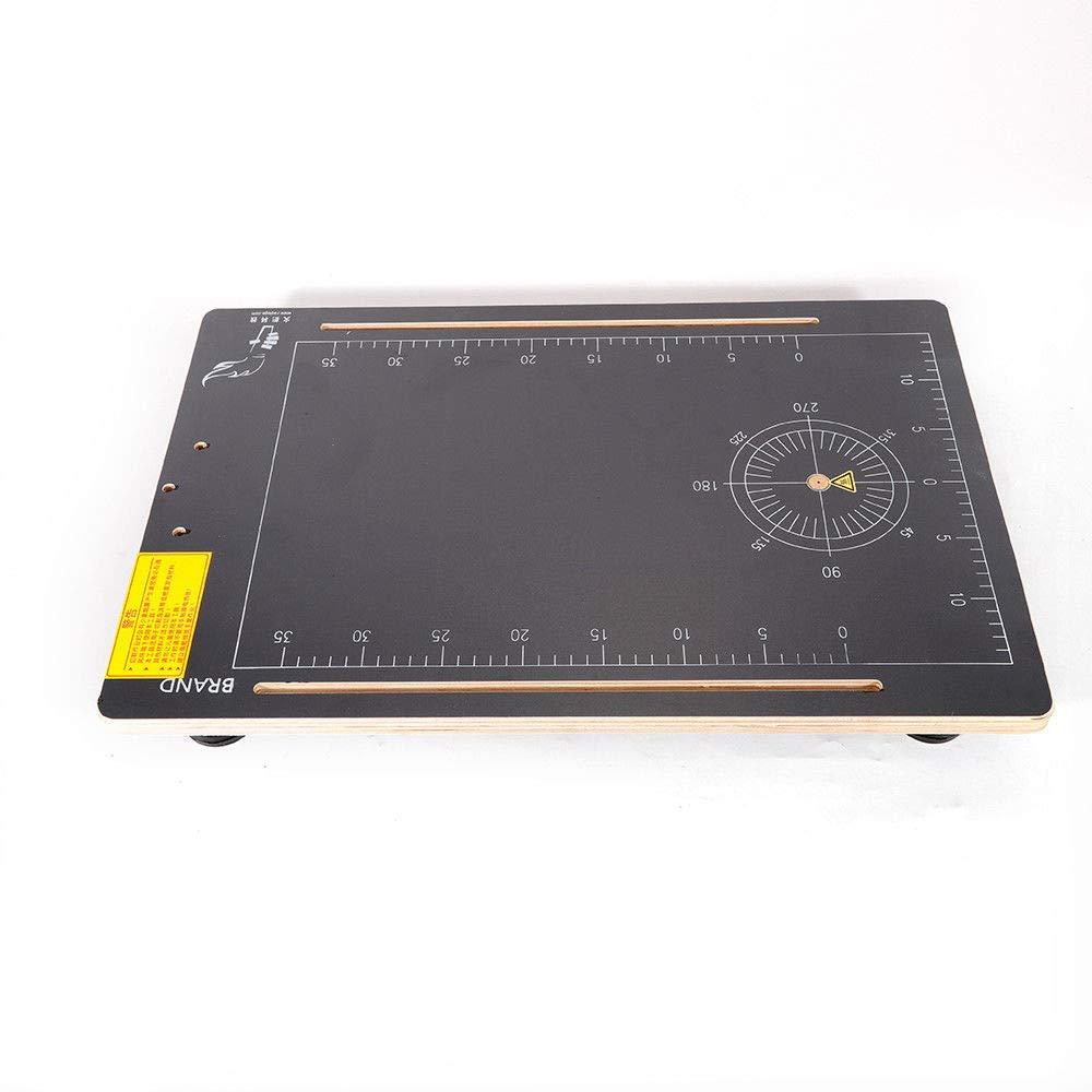 Table Foam Cutter, TBVECHI Foam Cutting Machine ulti-Purpose Board Hot Wire Styrofoam Cutter Working Table by TBvechi (Image #6)