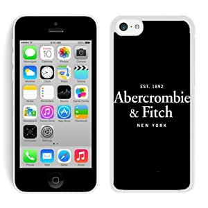 Unique iPhone 5C Case ,Hot Sale And Popular Designed Case With Abercrombie and Fitch 14 White iPhone 5C Cover Phone Case