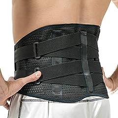 Lower Back Brace by