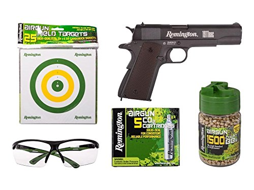 Remington air Pistol - Targets Shooting Remington