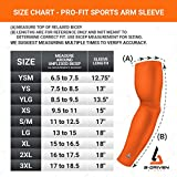 B-Driven Sports - Boys & Girls Arm Sleeves For