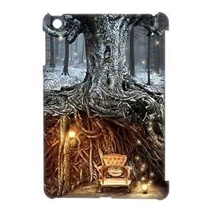 3D Case Of Fantasy Fairy Tale 3D Bumper Plastic Customized Case For iPad Mini