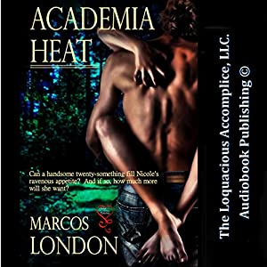 Academia Heat Audiobook