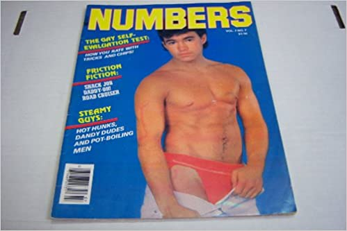 Gay guys numbers