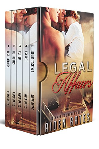Legal Affairs: An Mpreg Romance Bundle (Aiden's Collection Book 2)