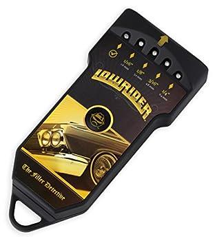 """The Filler Detective - Automotive Body Filler Damage Detector, Tester (Black -  """"LOWRIDER"""")"""