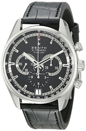 zenith-mens-032040400-21c496-el-primero-36000-vph-black-sunray-patterned-chronograph-dial-watch