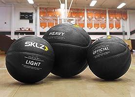 SKLZ Control Pesado Baloncesto - Negro: Amazon.es: Deportes y aire ...