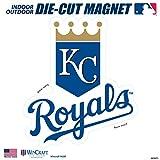 "Stockdale Kansas City Royals SD 6"" Logo MAGNET Die Cut Vinyl Auto Home Heavy Duty Baseball"