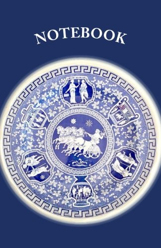 Download NOTEBOOK - Greek Plate pdf epub
