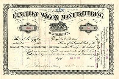 Kentucky Wagon Manufacturing