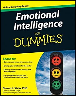 emotional intelligence for dummies amazoncouk steven j