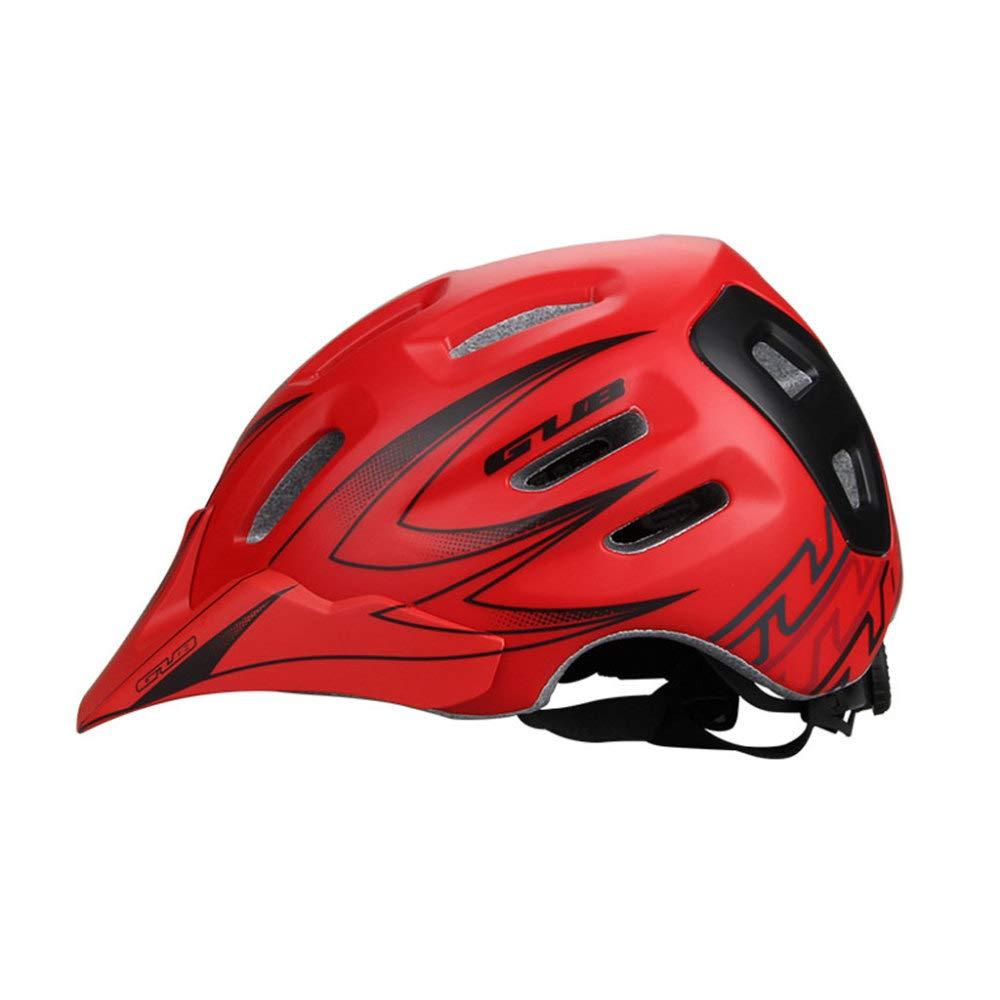 Fahrradhelm,18 Belüftungsöffnungen Einstellbar Komfort Sicherheit Helm Unisex Straße Helm,C-M Mountainbike Helm,C-M Straße 893657