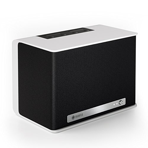 Raumfeld One S Wireless Streaming Speaker (White)