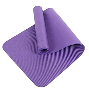 YOOMAT Yoga Mat Extensión Almohadilla Gruesa de Fitness Yoga ...