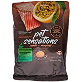 Snacks Para Gato Pet Sensations Salmão e Maracuja Petitos 65 G