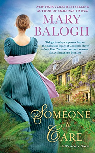 Someone to Care (A Westcott Novel) cover