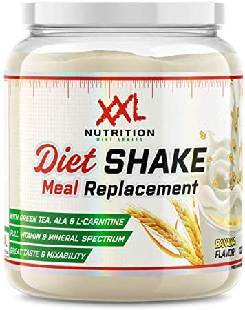 Diet Shake - 1200 Gramm - Schokolade - Haselnuss