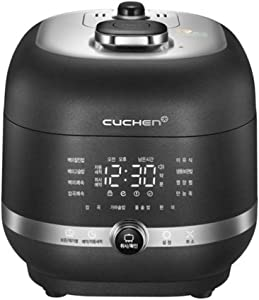 CUCHEN IR Electric Pressure Rice Cooker For 6 People CJR-PM0610RHW 3 Language 220V