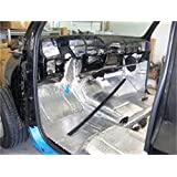 Hushmat 665102 Sound and Thermal Insulation Kit (2002-2007 Jeep Liberty - Firewall)