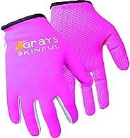 GRAYS Skinful Hockey Gloves - Fluro Pink/White -