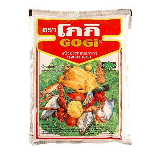 Gogi, Tempura Flour, net weight 150 g (Pack of 1 piece) / Beststore by KK