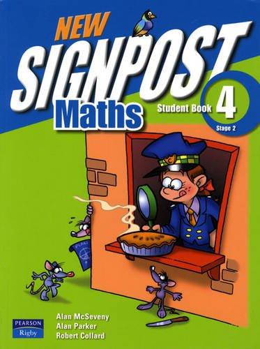 New Signpost Maths: Student Book 4