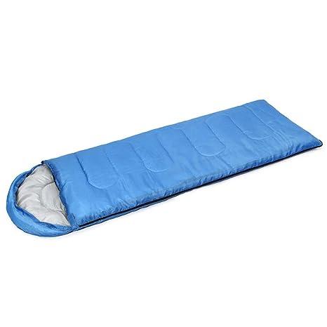 Saco de dormir LCSHAN Poliéster Adultos Estaciones al Aire Libre Acampar en el Interior Camping Viaje