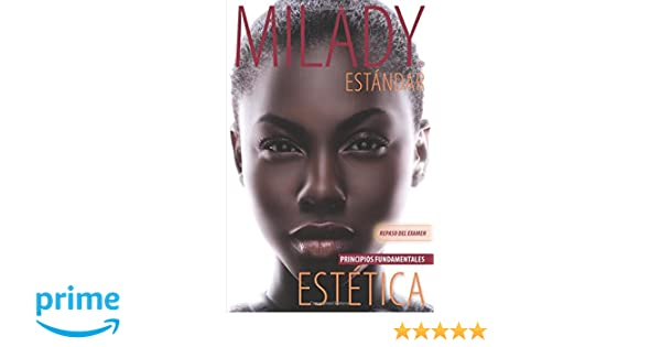 Spanish translated exam review for milady standard esthetics spanish translated exam review for milady standard esthetics fundamentals milady 9781111306939 amazon books fandeluxe Images
