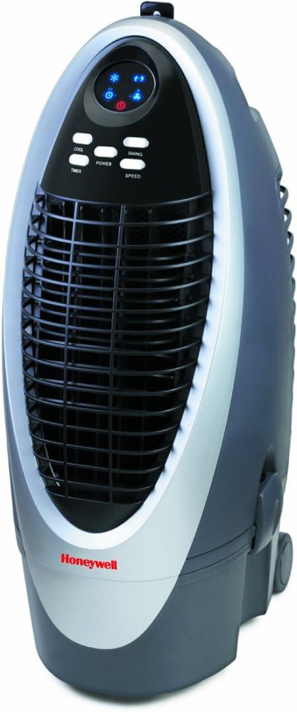 Honeywell CS10XE Enfriador de Aire evaporativo, 100 W, 220 V, Plata: Amazon.es: Bricolaje y herramientas